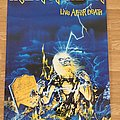 Iron Maiden Live After Death (Pace/Minerva poster 1985)