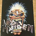 Iron Maiden Eddie Chrunch (Scandecor poster 1988)