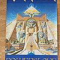 Iron Maiden Powerslave (Pace/Minerva poster 1984)