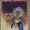 Iron Maiden The Number Of The Beast(single) Pace/Minerva poster 1982