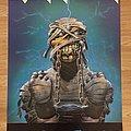 Iron Maiden World Slavery Tour 1984-5 (Pace/Minerva poster 1987)