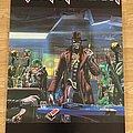 Iron Maiden Stranger In A Strange Land (Pace/Minerva poster 1986)