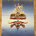 Iron Maiden The Clairvoyant (Scandecor poster 1988)