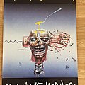 Iron Maiden Can I Play With Madness (Pace/Minerva poster 1988)