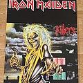 Iron Maiden Killers (Pace/Minerva poster 1987)