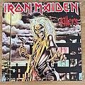 Iron Maiden Killers (Pace/Minerva poster 1981)