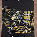 Iron Maiden Piece Of Mind (Pace/Minerva poster 1983)