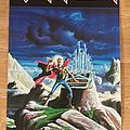 Iron Maiden Phantom Of The Opera (Pace/Minerva poster 1985)
