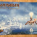 Iron Maiden Seventh Son Of A Seventh Son (Scandecor poster 1989)