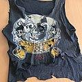 T-Shirt Monsters of Rock 1983 Castle Donington