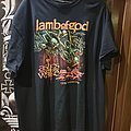 Lamb of God - ashes of the wake - 15th anniversary t-shirt