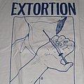 Extortion - TShirt or Longsleeve - EXTORTION syringe shirt