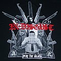 IN DISGUST Pray For Death shirt