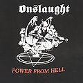 Onslaught - TShirt or Longsleeve - ONSLAUGHT Power From Hell shirt