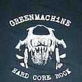 GREENMACHINE (Jap) Hard Core Rock shirt