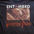 Entombed - TShirt or Longsleeve - ENTOMBED Wolverine Blues