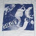 Siege - TShirt or Longsleeve - SIEGE Live Pic bootleg shirt