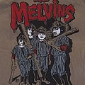 THE MELVINS Warriors shirt by Brian Walsby