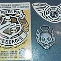 Peter Pan Speedrock - Other Collectable - PETER PAN SPEEDROCK Bottle Opener + sticker + pin