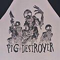 Pig Destroyer - TShirt or Longsleeve - PIG DESTROYER Baseball Shirt