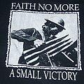 Faith No More - TShirt or Longsleeve - Faith No More 'A Small Victory' Short Sleeve Shirt BOOTLEG