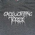 Excruciating Terror - TShirt or Longsleeve - Excruciating Terror logo shirt
