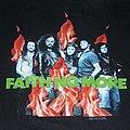 Faith No More - TShirt or Longsleeve - FAITH NO MORE European Tour 1990 shirt