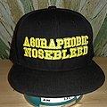 Agoraphobic Nosebleed - Other Collectable - Agoraphobic Nosebleed Cap