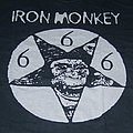 IRON MONKEY 'Survival Of The Shittest' t-shirt