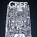 GRIEF Godlesss Yankee Invasion 2008 euro tour shirt