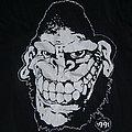 GORILLA BISCUITS Euro 1991 Tour shirt