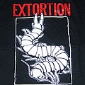 EXTORTION insect shirt