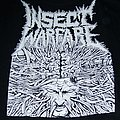 INSECT WARFARE Controlled Existence shirt