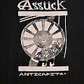 Assuck - TShirt or Longsleeve - ASSUCK Anticapital shirt