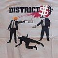 DISTRICT 9 Reservoir Dogs shirt