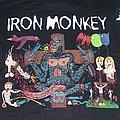 Iron Monkey - TShirt or Longsleeve - IRON MONKEY Our Problem longsleeve shirt