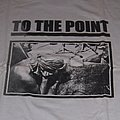 TO THE POINT Mentally Checked Out shirt
