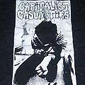CAPITALIST CASUALTIES Global Market Collapse 2009 shirt