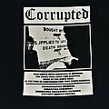Corrupted - TShirt or Longsleeve - CORRUPTED The Color Of The Sky Has Melted shirt