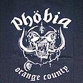PHOBIA Motörhead rip off shirt