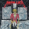 Metallica - TShirt or Longsleeve - METALLICA  All Over print Ringmaster shirt Pushead