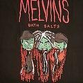 Melvins - TShirt or Longsleeve -  MELVINS Bath Salts shirt by Brian Walsby