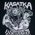 KASATKA Sceneslaughter shirt Infested Art