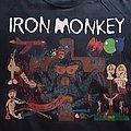 Iron Monkey - TShirt or Longsleeve - IRON MONKEY Our Problem shirt