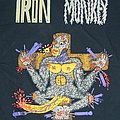 Iron Monkey - TShirt or Longsleeve - IRON MONKEY Our Problem re-print shirt