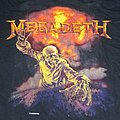 MEGADETH 1987 'meaning/definition' shirt