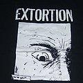EXTORTION eye shirt