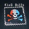 King Buzzo - TShirt or Longsleeve - KING BUZZO Jolly Roger shirt