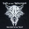 Lair Of The Minotaur - TShirt or Longsleeve - LAIR OF THE MINOTAUR 'The Cult Of The Wolf' shirt