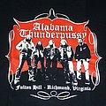 ALABAMA THUNDERPUSSY European tour 2004 shirt